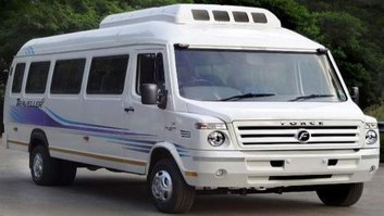 26 seater tempo traveller chandigarh