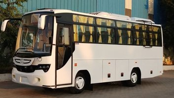 35 seater bus Chandigarh