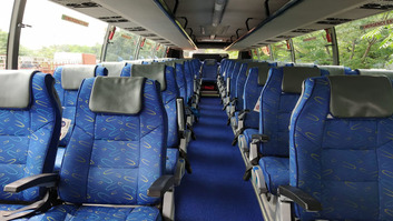 42 seater bus Chandigarh