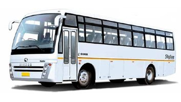 52 seater bus Chandigarh